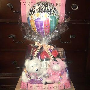 Womens Victoria Secret Gift Basket On Poshmark